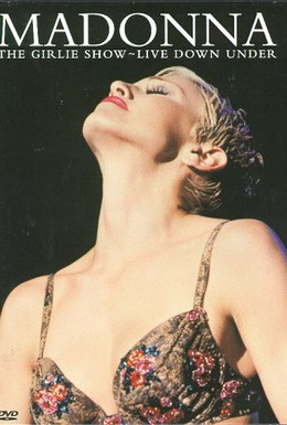 Постер фильма Madonna – The Girlie Show (1993)