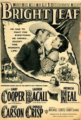 Постер фильма Яркий лист (1950)