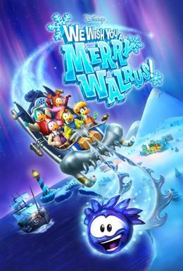 Постер фильма Клуб Пингвинов: Счастливого Моржества! (2014)