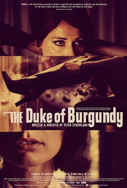 Постер фильма Герцог Бургундии (2014)