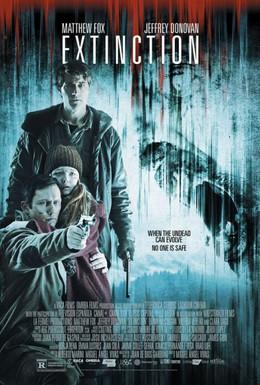 Постер фильма Вымирание (2015)