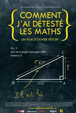 Постер фильма Как я возненавидел математику (2013)