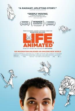 Постер фильма Анимированная жизнь (2016)