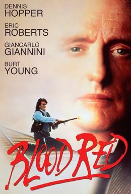 Постер фильма Красный, как кровь (1989)