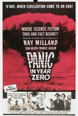 Постер фильма Паника в нулевом году (1962)