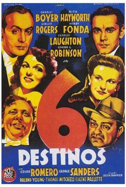 Постер фильма Сказки Манхэттена (1942)