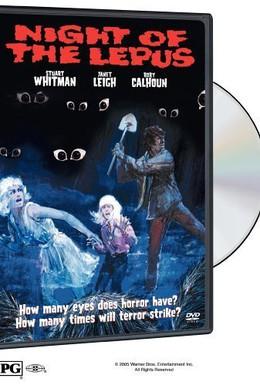 Постер фильма Ночь Лепуса (1972)