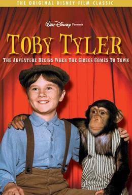 Постер фильма Тоби Тайлер (1960)