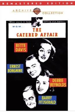 Постер фильма Свадебный завтрак (1956)