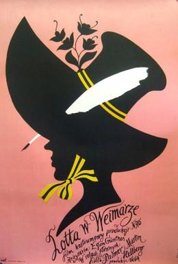 Постер фильма Лотта в Веймаре (1975)