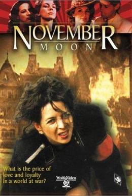 Постер фильма Ноябрьская луна (1985)