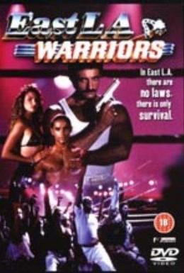 Постер фильма Гладиаторы из Лос-Анджелеса (1989)