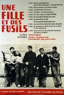Постер фильма Девушка и ружья (1965)