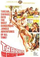 Тарзан и великая река (1967)