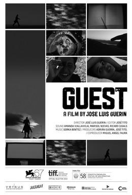 Постер фильма Гость (2010)