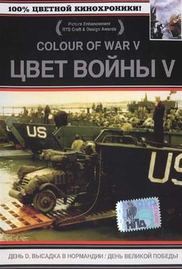 Постер фильма Цвет войны 5. Часть 1: День D – Высадка в Нормандии (2004)