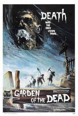 Постер фильма Сад мертвецов (1972)