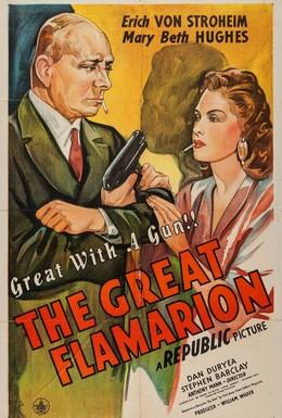 Постер фильма Великий Фламарион (1945)