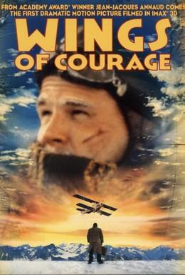 Постер фильма Крылья отваги (1995)