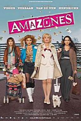 Постер фильма Амазонки (2004)
