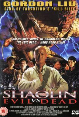 Постер фильма Шаолинь против зловещих мертвецов (2004)