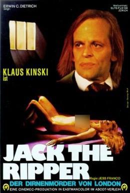Постер фильма Джек-потрошитель (1976)