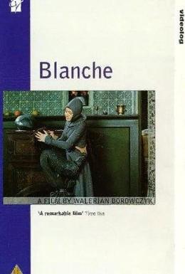 Постер фильма Бланш (1972)