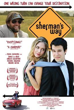 Постер фильма Путь Шермана (2008)