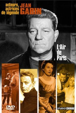 Постер фильма Воздух Парижа (1954)