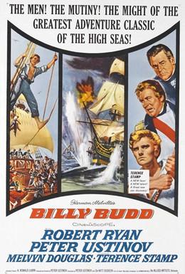 Постер фильма Билли Бад (1962)
