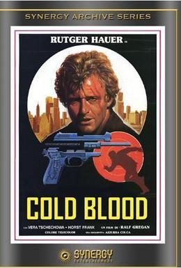 Постер фильма Хладнокровный (1975)
