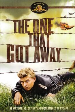 Постер фильма Тот, кто сбежал (1957)