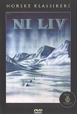 Постер фильма Девять жизней (1957)