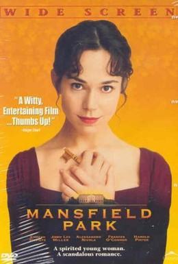 Постер фильма Мэнсфилд Парк (1999)