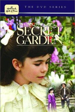 Постер фильма Таинственный сад (1987)