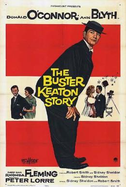 Постер фильма История Бастера Китона (1957)