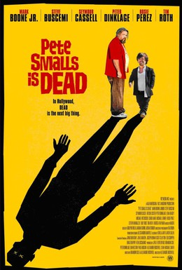 Постер фильма Пит Смаллс мертв (2010)
