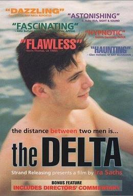 Постер фильма Дельта (1996)