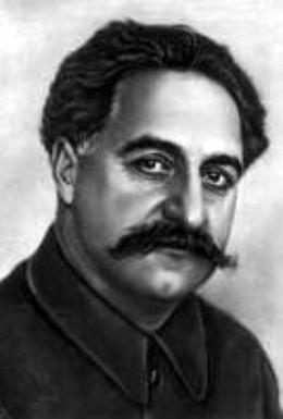Постер фильма Серго Орджоникидзе (1937)