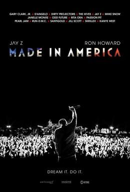 Постер фильма Сделано в Америке (2013)