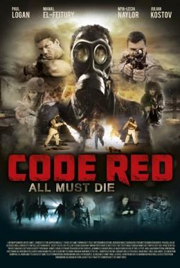 Постер фильма Красный код (2013)