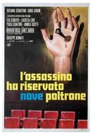 Убийца зарезервировал девять мест (1974)