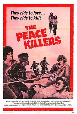 Постер фильма Нарушители покоя (1971)