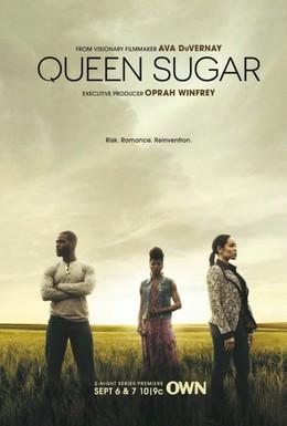 Постер фильма Королева сахара (2016)