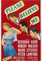 Пожалуйста, верь мне (1950)