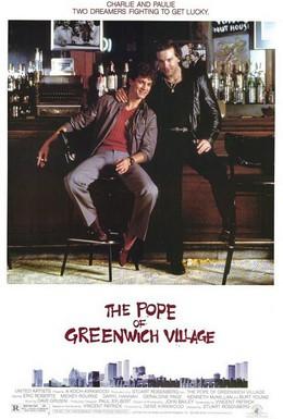 Постер фильма Папа Гринвич-Виллидж (1984)
