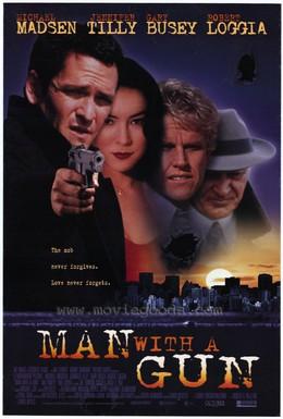 Постер фильма Человек с пистолетом (1995)