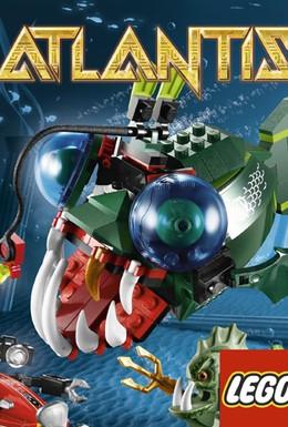 Постер фильма Лего Атлантида (2010)
