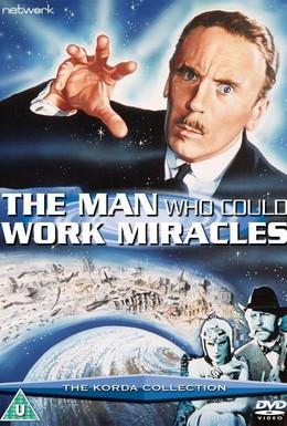 Постер фильма Человек, который умел творить чудеса (1936)