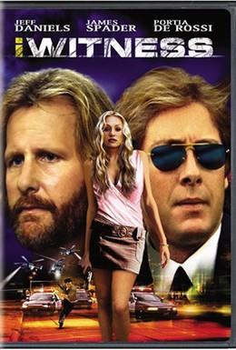Постер фильма Я – свидетель (2003)